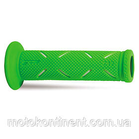 PROGRIP Мото грипсы Pro Grip Fluorescent Road Grip (Светящиеся) на мотоцикл длина 122 мм/125мм PG PA071700BIVF