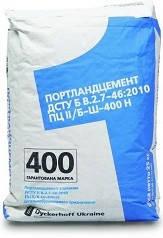 Цемент ПЦ II/БШ-400 25 кг (Ольшанський)