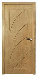Модель Пальмира (светлый дуб) ПГ, межкомнатные двери, Николаев