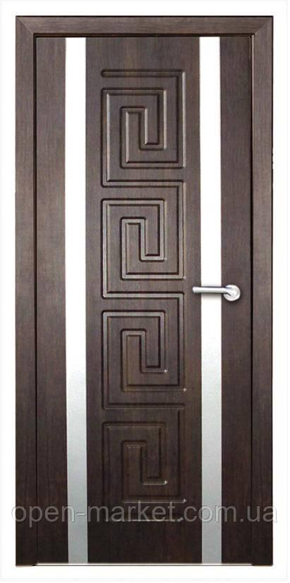 Модель Рим (тик) ПГ, межкомнатные двери, Николаев