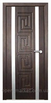 Модель Рим (тик) ПГ, межкомнатные двери, Николаев, фото 2