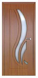 Модель Сабрина (золотой дуб) ПО, межкомнатные двери, Николаев