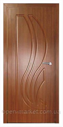 Модель Сабрина (золотой дуб) ПГ, межкомнатные двери, Николаев, фото 2