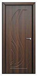 Модель Сабрина (шоколадный орех) ПГ, межкомнатные двери, Николаев