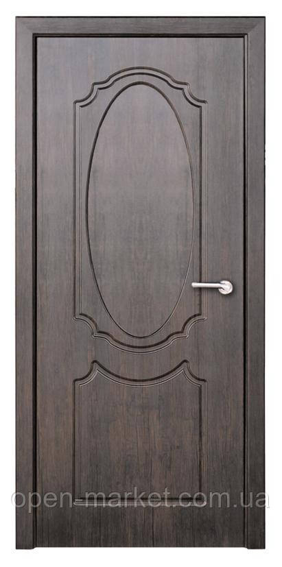 Модель Зеркало (тик) ПГ, межкомнатные двери, Николаев