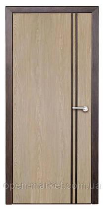 Модель Вена (карпатская ель) ПГ, межкомнатные двери, Николаев, фото 2