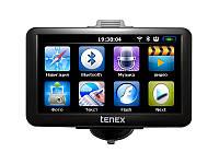 Навигатор 7 дюймов Tenex 70 М HD с лицензионной картой Libelle