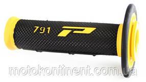 PROGRIP Мото грипсы  Pro Grip MX Duo density для  кроссовых мотоциклов длина 115 мм диаметр 22мм PG PA079100GI