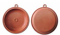 Мембрана /діафрагма/ для газової колонки Beretta Idrabango  RS011 червона, аналог