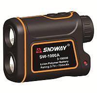 Лазерный дальномер SNDWAY SW-1000A 1000 м Orange (gr006943)
