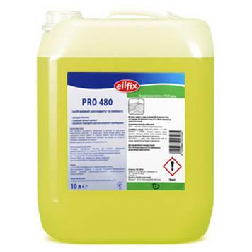 Средство для мытья паркета и ламината Eilfix PRO 480, 10 литров