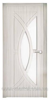 Модель Фантазия (белая береза) ПО, межкомнатные двери, Николаев, фото 2