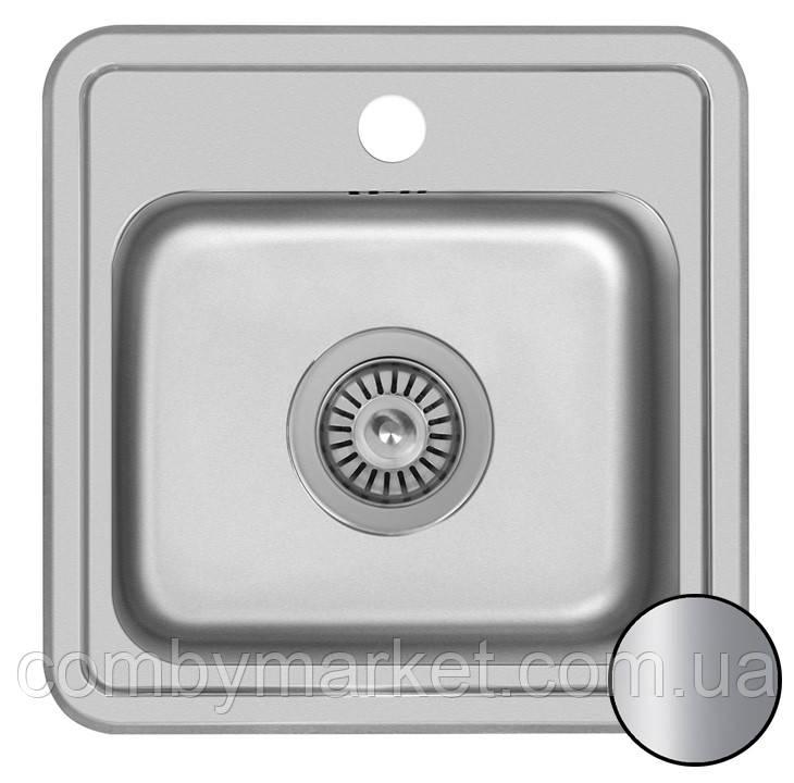 Кухонная мойка (EKO) MALA SATIN, 380 х 380 мм