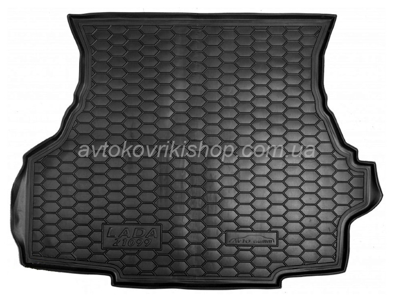 Резиновый коврик багажника ВАЗ 21099 1987- Avto-Gumm