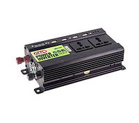Преобразователь напряжения Pulso IMU-420, (400Вт/4*USB/LED)