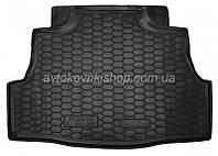 Резиновый коврик багажника Nissan Almera Classic 2006- Avto-Gumm