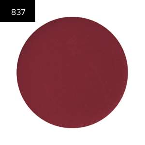 MakeUP Secret Помада №837 (Lip Color) плотный марсала глянец