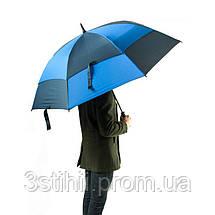 Зонт-гольфер Fulton Stormshield S669 Blue Navy (Голубой Синий), фото 3