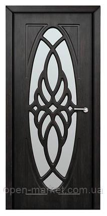 Модель Орхидея (тик) ПО, межкомнатные двери, Николаев, фото 2