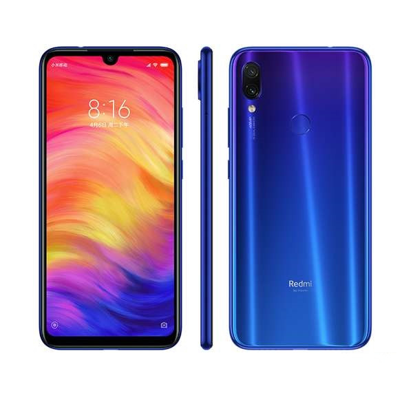 Смартфон Xiaomi Redmi Note 7 3/32gb Dream Blue Qualcomm Snapdragon 660 4000 мАч Глобальная версия