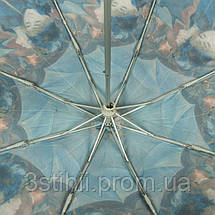 Зонт женский Fulton National Gallery Minilite-2 L849 The Umbrellas (Зонты), фото 3