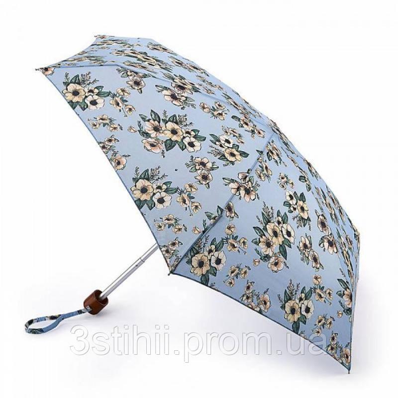 Зонт женский Fulton Tiny-2 L501 Vintage Bouquet (Винтажный букет)