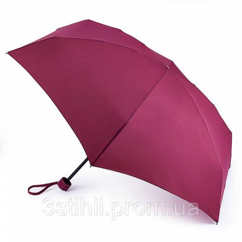 Зонт женский Fulton Soho-1 L793 Wine (Бордовый)