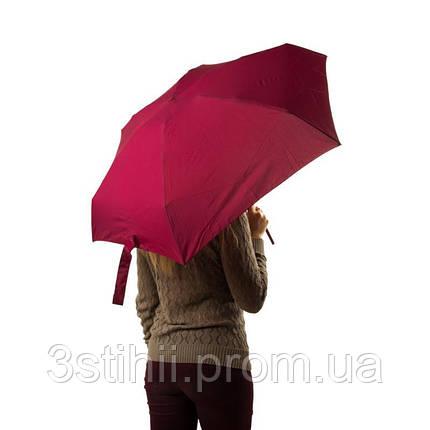 Зонт женский Fulton Soho-1 L793 Wine (Бордовый), фото 2