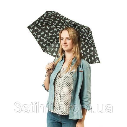 Зонт женский Fulton Superslim-2 L553 Sweetheart Birdy (Милая птичка), фото 2