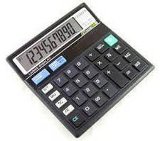 """Калькулятор """"CITIZEN"""" CT 500"""
