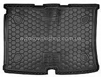 Резиновый коврик багажника Peugeot Bipper 2008- Avto-Gumm