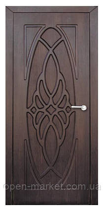 Модель Орхідея (твк) ПГ, міжкімнатні двері, Миколаїв, фото 2