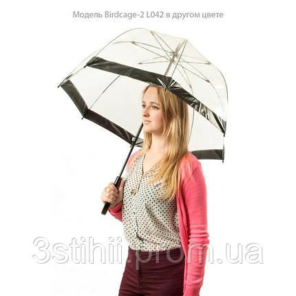Зонт-трость женский Fulton Birdcage-2 L042 Pugs (Мопсы), фото 2