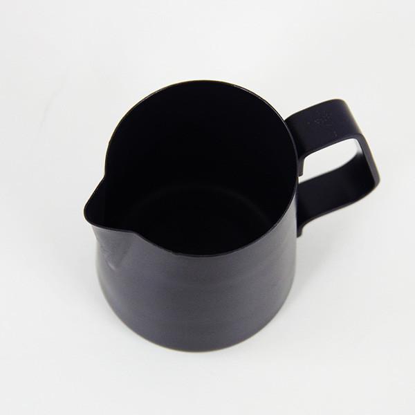 Питчер для молока (молочник, джаг) ILSA Easy 800  мл черный