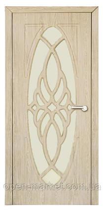 Модель Орхидея (карпатская ель) ПО, межкомнатные двери, Николаев, фото 2