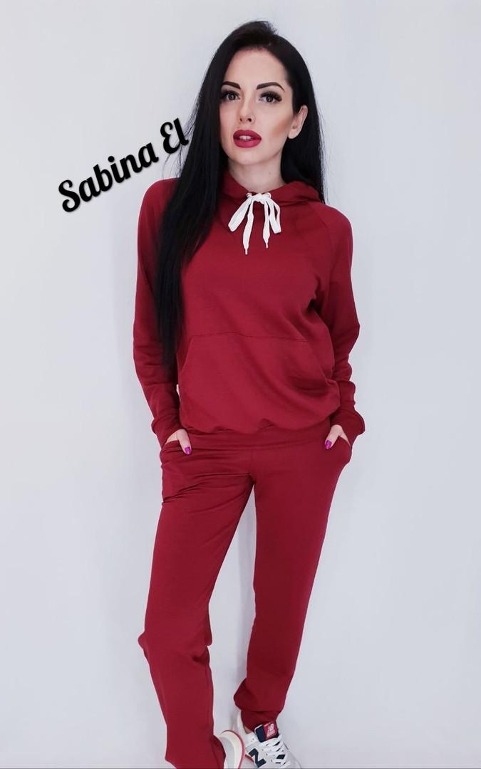 """Костюмчик """"Sabina El"""", турецкая двухнитка. Размер: 42-44,46-48. Цвета разные (204)"""