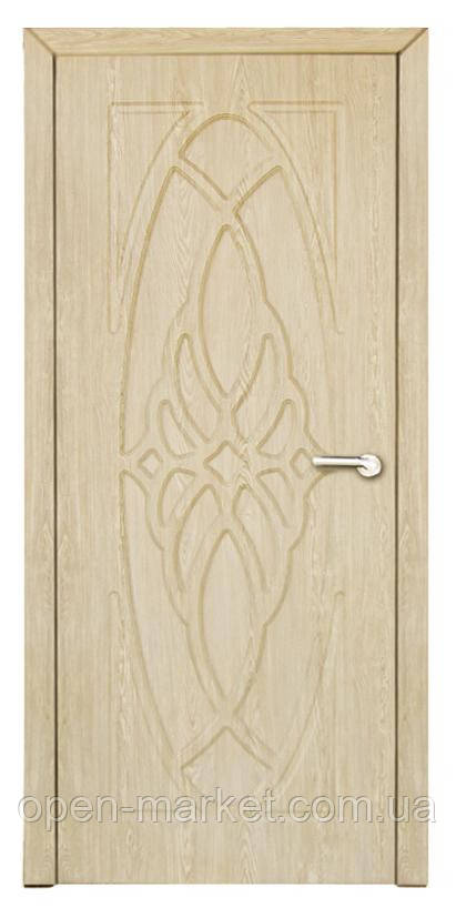 Модель Орхидея (карпатская ель) ПГ, межкомнатные двери, Николаев
