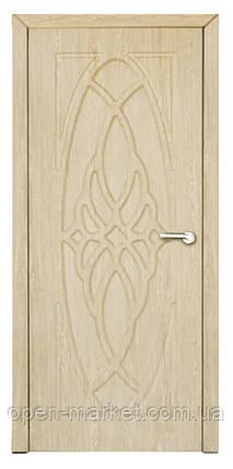Модель Орхидея (карпатская ель) ПГ, межкомнатные двери, Николаев, фото 2