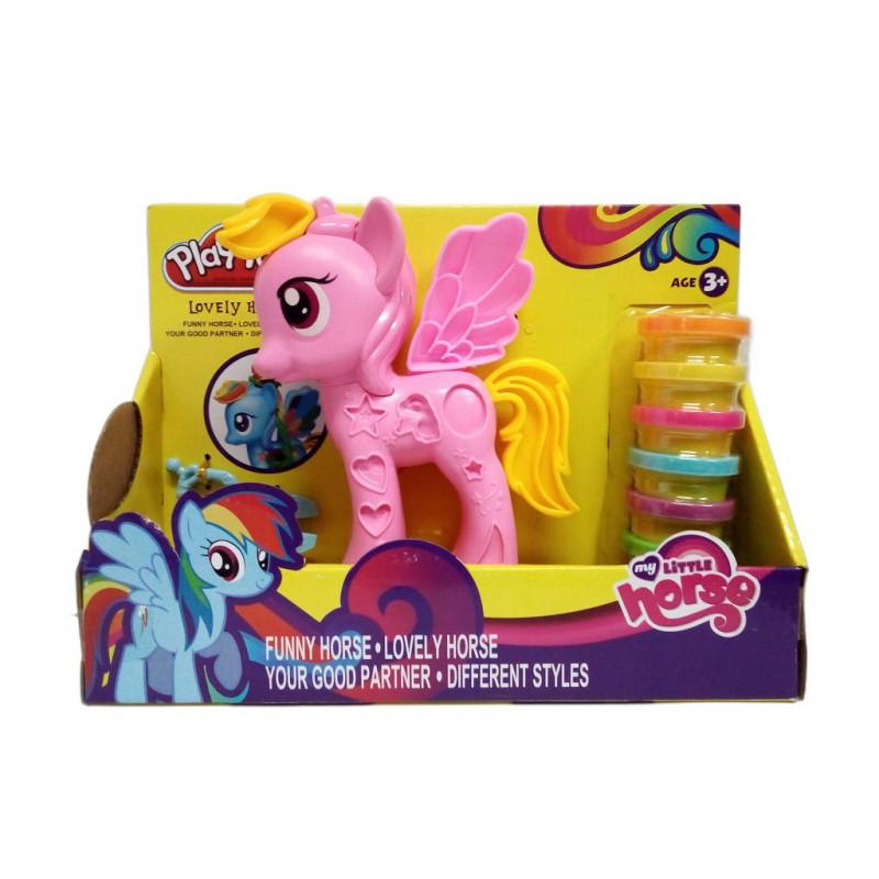 Пластилин Play Doh - Rainbow Dash пони