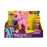 Пластилин Play Doh - Rainbow Dash пони, фото 1