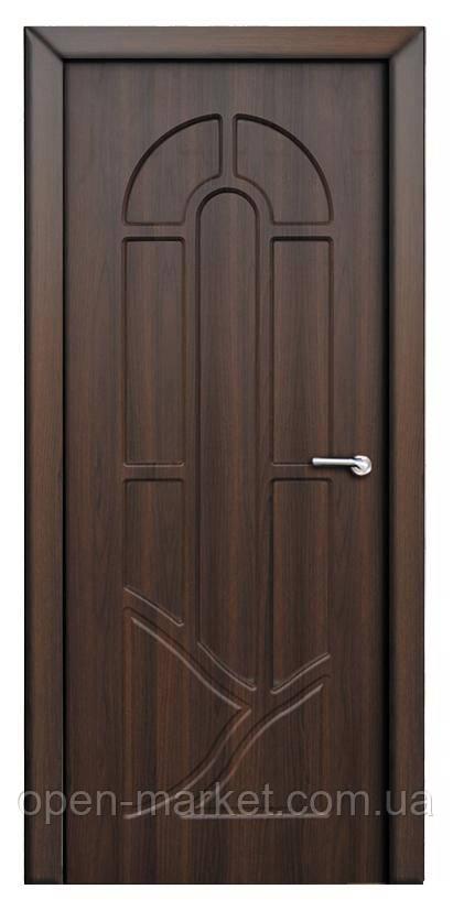 Модель Аркадия (шоколадный орех) ПГ, межкомнатные двери, Николаев