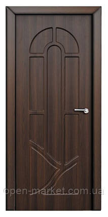 Модель Аркадия (шоколадный орех) ПГ, межкомнатные двери, Николаев, фото 2