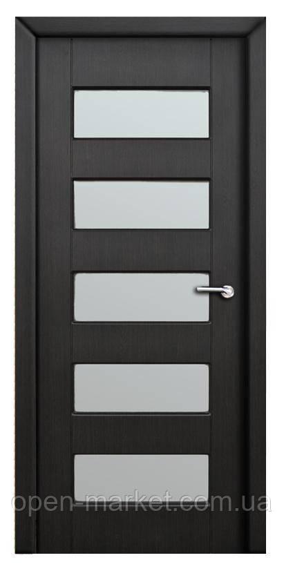 Модель Марокко (венге) ПО, межкомнатные двери, Николаев