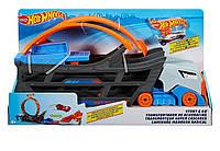Хот Вилс Автовоз с петлей  Hot Wheels Stunt & Go Track Set