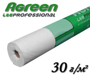 Агроволокно белое Agreen 30 г/м² 1,6х100м