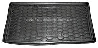 Резиновый коврик багажника Ravon R2 2015- Avto-Gumm