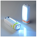 Фонарик светодиодный Tiross TS-1894 orange 1W 10 smd LED, аккумуляторный 900mAh, 90 lm, фото 6