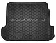Резиновый коврик багажника Renault Fluence 2009- Avto-Gumm