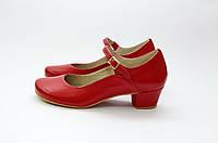 Туфли народные 36р (каблук-4см)