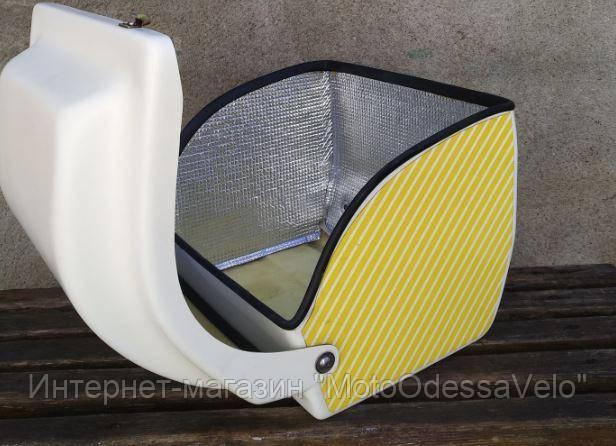 Передний кофр для скутера Yamaha Gear термо